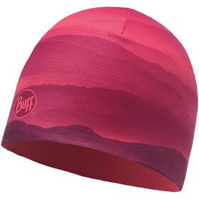 Buff Microfiber Wendemütze soft hills pink fluor